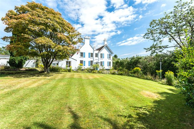 Thumbnail Detached house for sale in London Road, Kings Worthy, Winchester, Hampshire