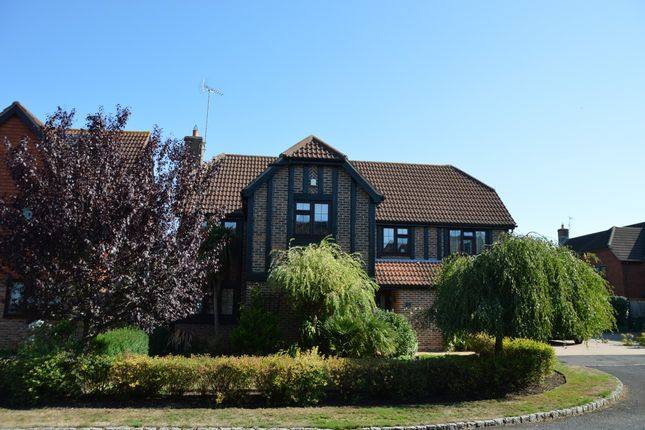 Thumbnail Detached house for sale in Cox Green, Sandhurst, Bracknell Forest