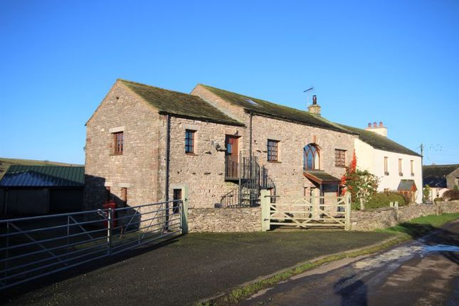Thumbnail Barn conversion for sale in Swallow Barn, Smardale, Kirkby Stephen.