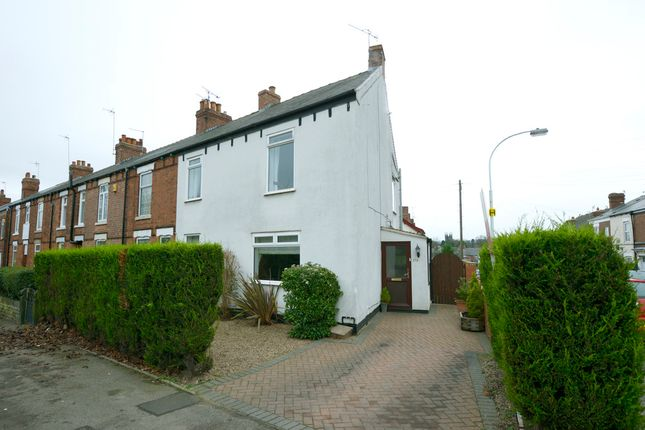 Thumbnail Semi-detached house for sale in Old Road, Chesterfield