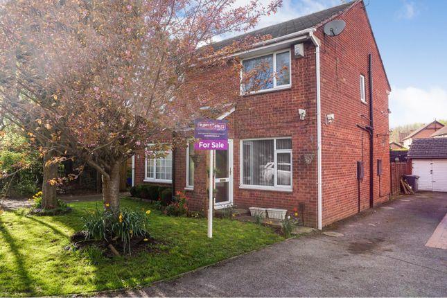Thumbnail Semi-detached house for sale in Melton Close, Leeds