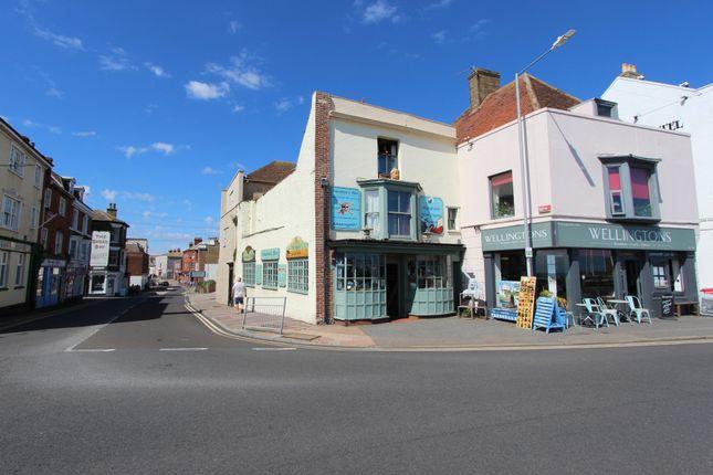 Thumbnail End terrace house for sale in Beach Street, Deal
