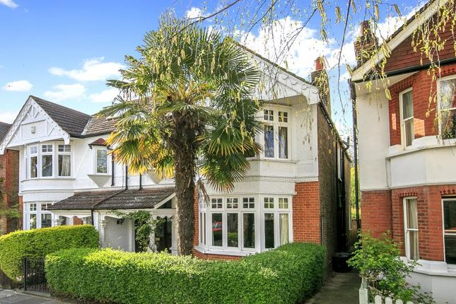 Thumbnail Property for sale in Burlington Avenue, Kew