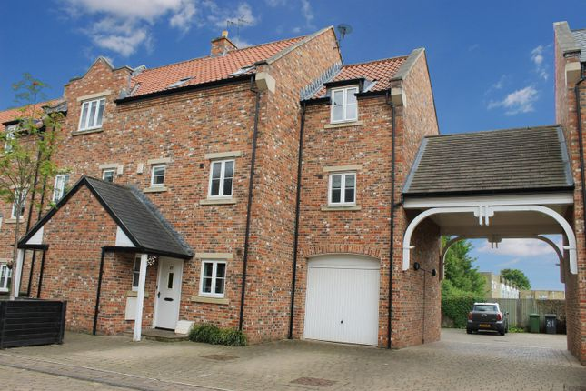 Thumbnail Semi-detached house to rent in Micklethwaite Grove, Wetherby, West Yorkshire