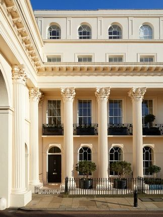 Thumbnail Terraced house for sale in Chester Terrace, Regents Park, London