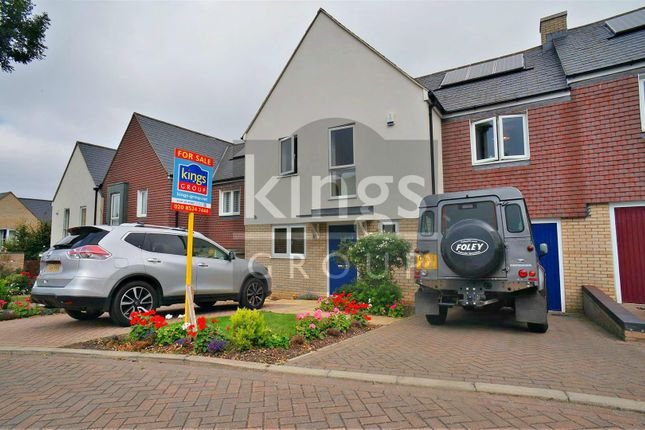 Thumbnail Semi-detached house for sale in King George Way, London