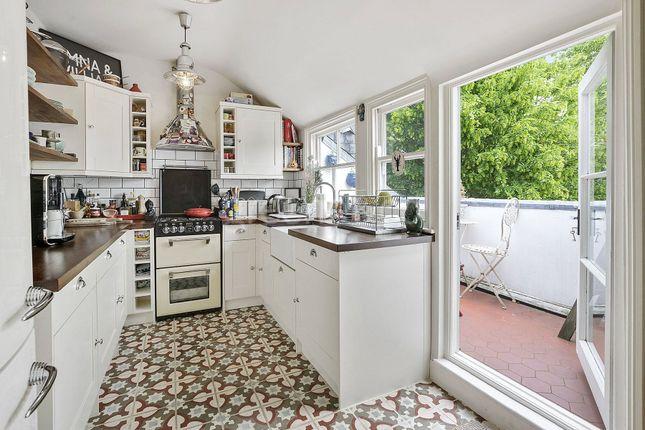 Thumbnail Flat for sale in Haverstock Hill, Belsize Park, London