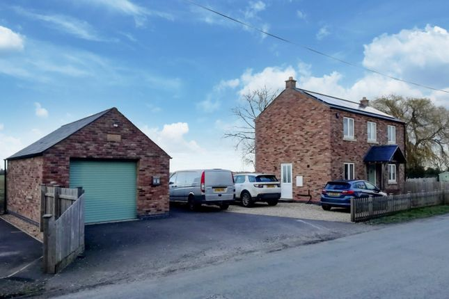 Thumbnail Detached house for sale in Mill Road, St. Germans, King's Lynn