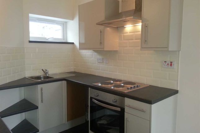 Thumbnail Flat to rent in Library House, Ynysmeurig Road, Abercynon