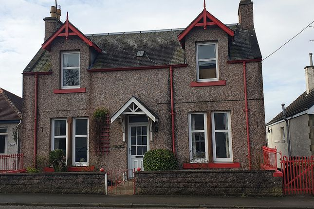 Thumbnail Detached house for sale in Bengairn, 56 Academy Street, Castle Douglas