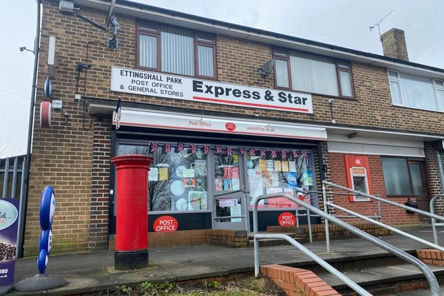 Thumbnail Retail premises for sale in Wolverhampton, West Midlands