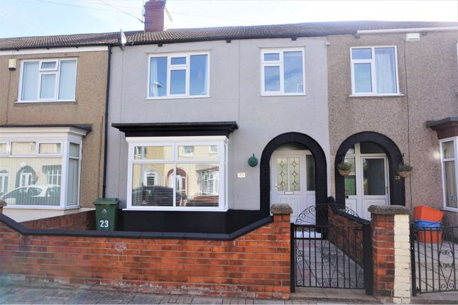 Thumbnail Terraced house to rent in Ariston Street, Grimsby