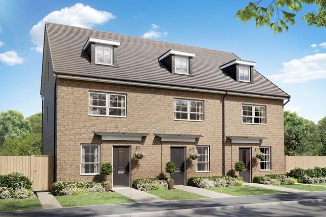 """4 bed terraced house for sale in """"Kingsville"""" at Walmersley Old Road, Bury BL9"""