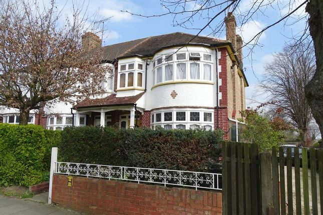 Thumbnail Terraced house for sale in Lombard Villas, Lombard Road, London