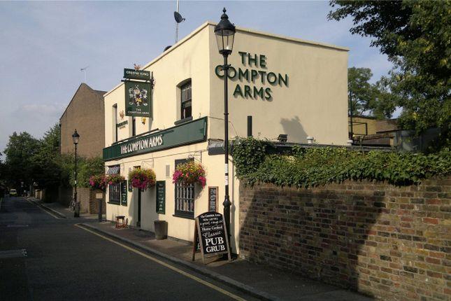 Thumbnail Pub/bar to let in Compton Avenue, Canonbury