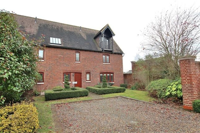 Thumbnail Semi-detached house for sale in Dunmow Road, Fyfield, Ongar, Essex