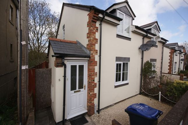 Thumbnail Semi-detached house to rent in Lowden, Chippenham