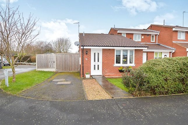 Thumbnail Bungalow for sale in The Poppins, Leicester
