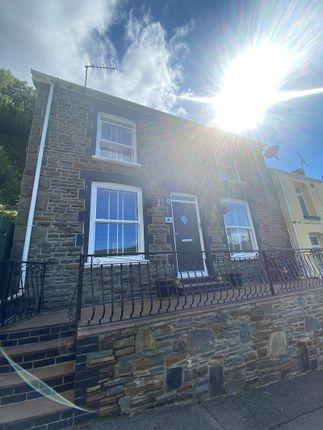 Thumbnail End terrace house for sale in Llanwonno Road, Pantygraigwen, Pontypridd, Rhondda, Cynon, Taff.