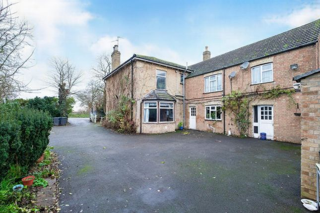 Thumbnail Detached house for sale in Straight Drove, Farcet, Peterborough