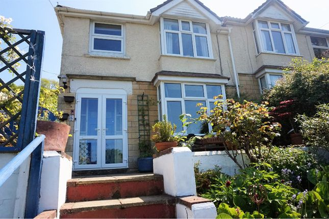 Thumbnail Semi-detached house for sale in St. Georges Hill, Bathampton