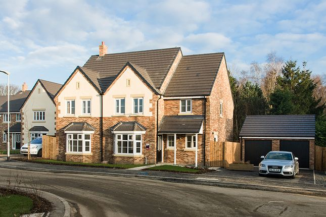Thumbnail Detached house for sale in The Stirling At The Potteries, Corbridge, Northumberland