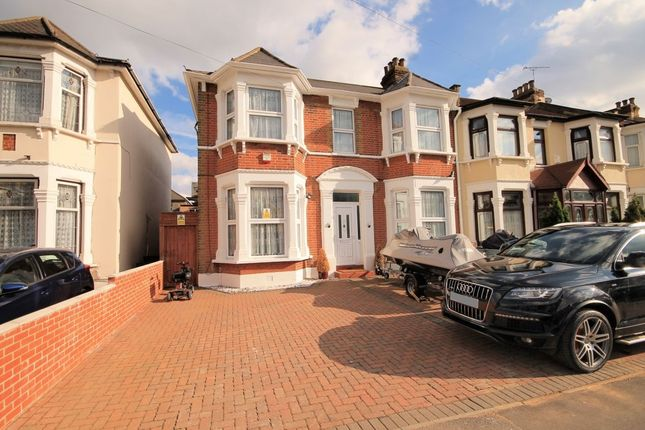 Thumbnail Property for sale in Wellwood Road, Seven Kings, Ilford