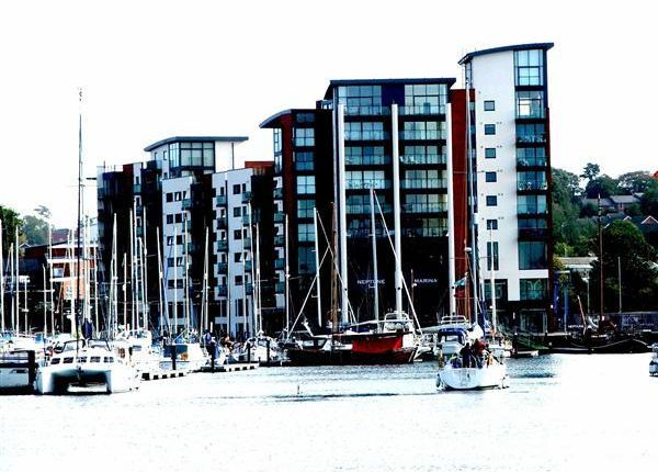 Thumbnail Flat to rent in Neptune Marina, Coprolite Street, Ipswich