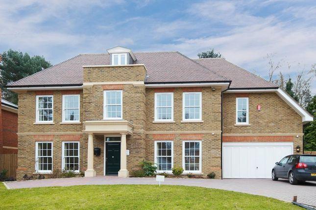 Thumbnail Detached house to rent in Llanvair Close, South Ascot
