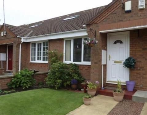 Thumbnail Bungalow for sale in Ord Court, Fenham, Newcastle Upon Tyne