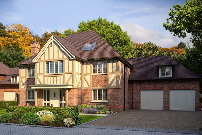 Thumbnail Detached house for sale in Upper Station Gardens, Newick, Lewes