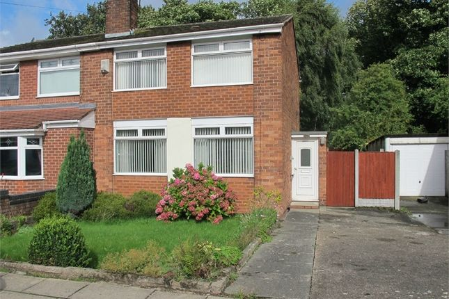 Thumbnail Semi-detached house for sale in Station Road, Gateacre, Liverpool, Merseyside