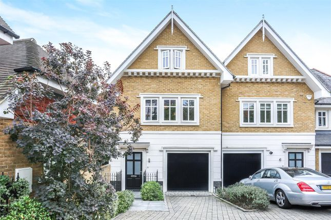 Thumbnail Semi-detached house for sale in St. Annes Mews, London