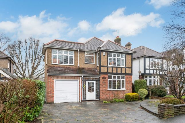 Thumbnail Detached house for sale in Brabourne Rise, Beckenham