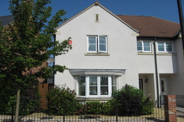 Thumbnail Semi-detached house to rent in Longridge Way, Weston-Super-Mare