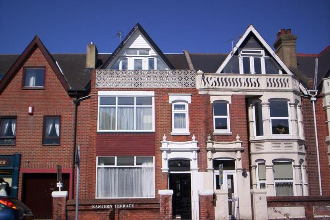 Thumbnail Flat to rent in Eastern Terrace, St Georges Road