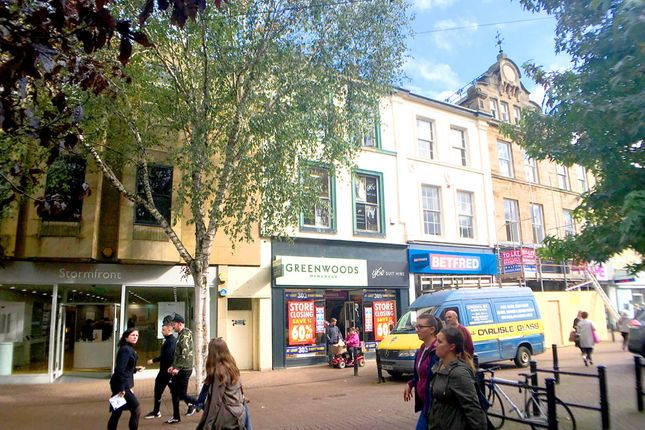 Thumbnail Retail premises to let in 61 English Street, Carlisle, Cumbria