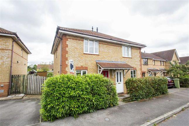Thumbnail Semi-detached house to rent in Balmerino Close, Monkston, Milton Keynes