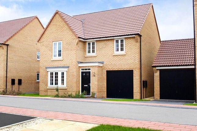 "Thumbnail Detached house for sale in ""Millford"" at Harland Way, Cottingham"