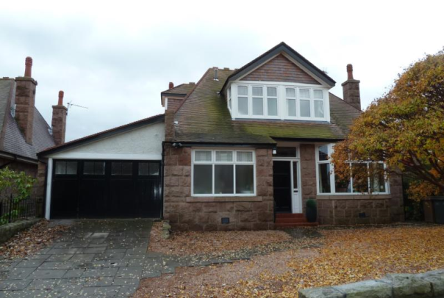 Thumbnail Detached house to rent in Morningfield Road, Aberdeen AB15,