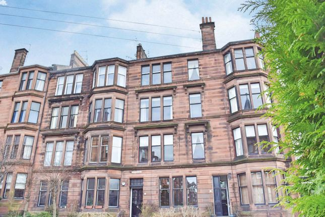 Thumbnail Flat for sale in Clarence Drive, Hyndland