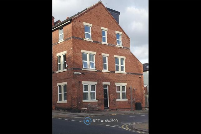 Thumbnail End terrace house to rent in Huntingdon Street, Nottingham