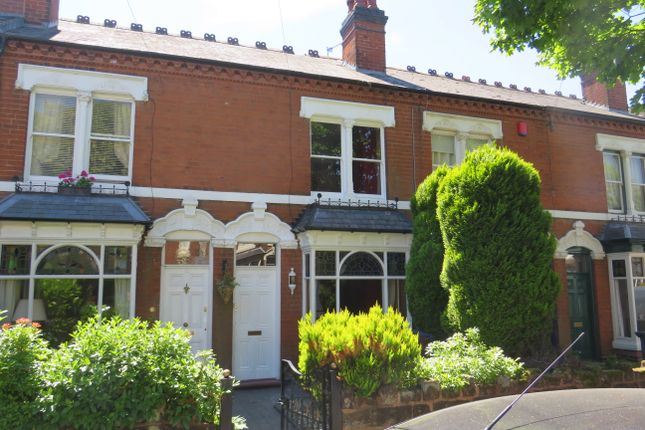 Thumbnail Terraced house to rent in Lyndon Road, Sutton Coldfield