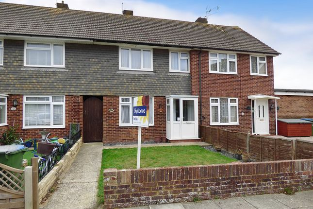 Thumbnail Terraced house to rent in Sussex Street, Wick, Littlehampton