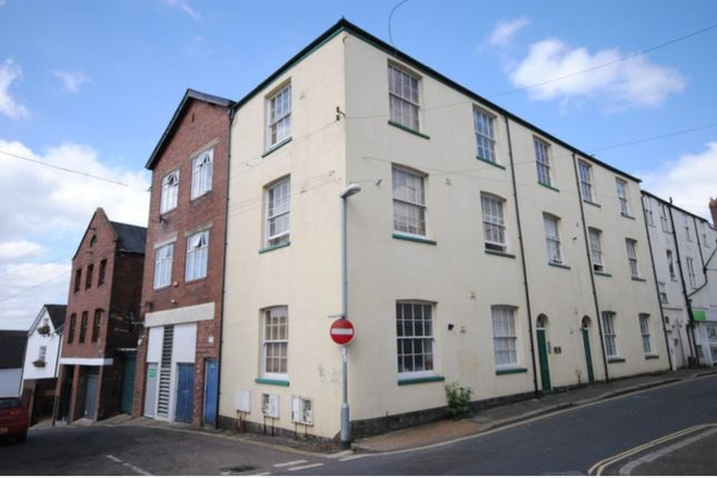 Thumbnail Flat for sale in King Street, Exeter
