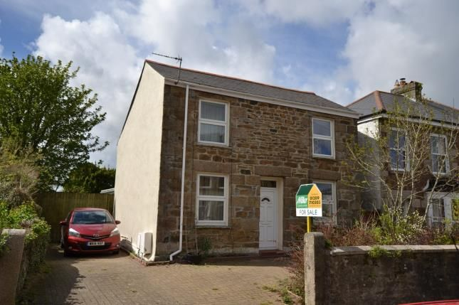 Thumbnail Detached house for sale in Redruth, Cornwall, Coach Cottage
