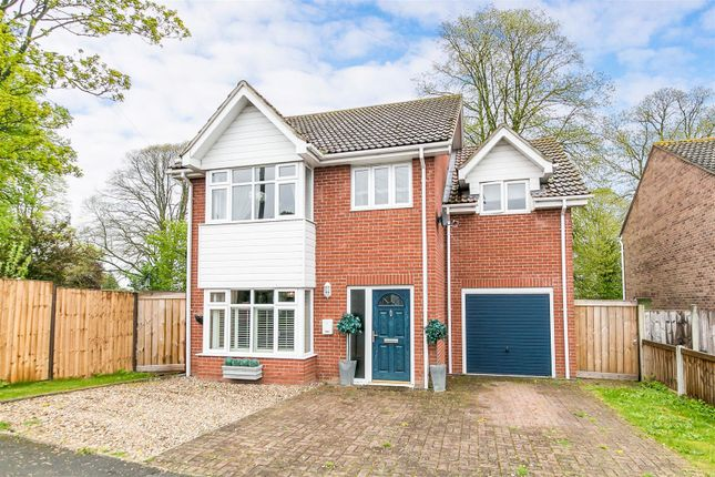Thumbnail Detached house for sale in Hawkwood Road, Sible Hedingham, Halstead