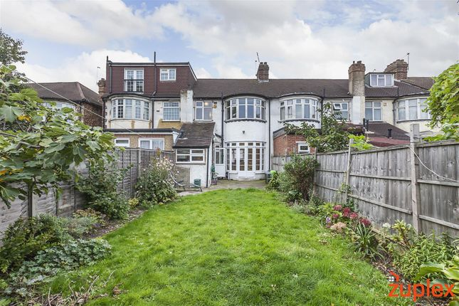 Thumbnail Terraced house for sale in North Circular Road, Palmers Green, London