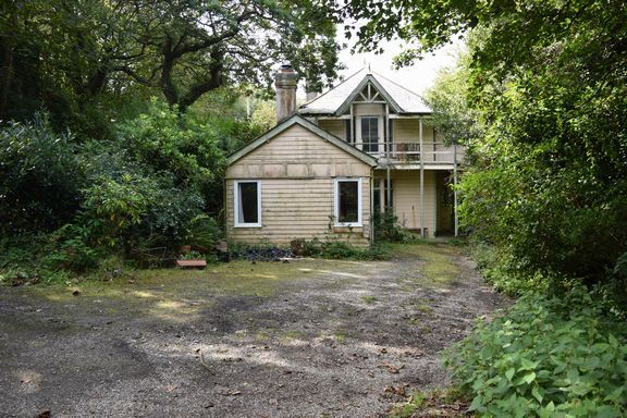 Thumbnail Detached house for sale in Chapel Hill, Porthtowan, Truro