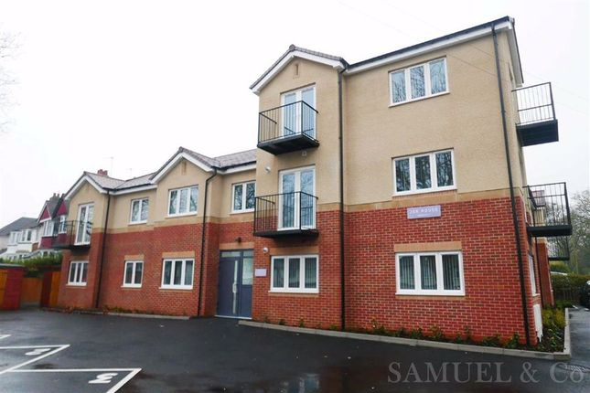 Thumbnail Flat to rent in Walstead Road, Walsall